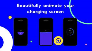 beautiful animate your charging screen